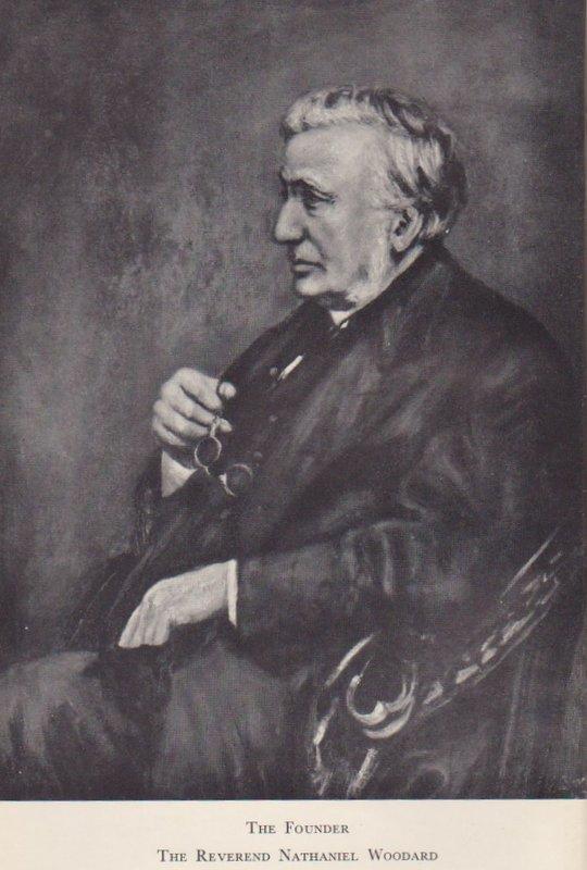 Revd Nathaniel Woodard