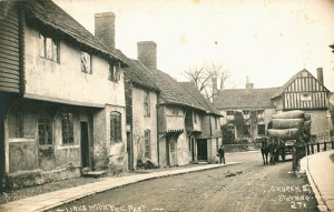 AN ILLUSTRATED WALK AROUND OLD STEYNING A Sussex Market Town and its History Dr Janet Pennington
