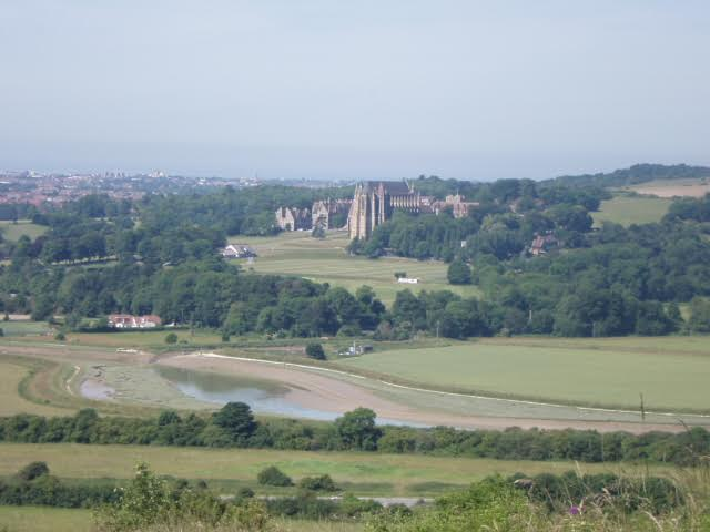LANCING COLLEGE, SUSSEX, AND ITS LOCAL HISTORY