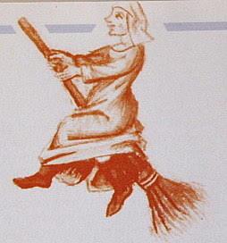 Witches, Warlocks summary talk Dr Janet Pennington
