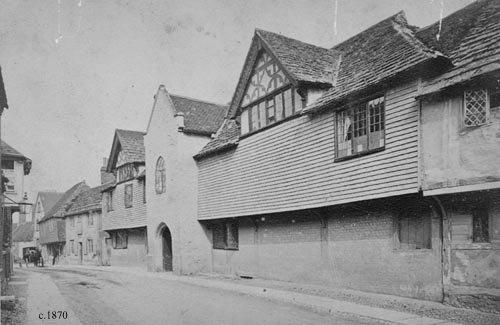 Steyning Grammar School Janet Pennington c.1870